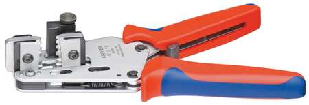 15-10 AWG Precision Insulation Stripper w/ Shaped Blades,  Ergonomic Grip