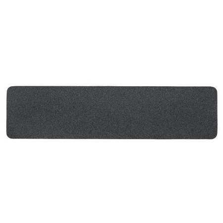 Anti-Slip Tape, Black, 6 in x 2 ft., PK50
