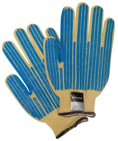 Kevlar Cut-Resistant Gloves, Kevlar Coated
