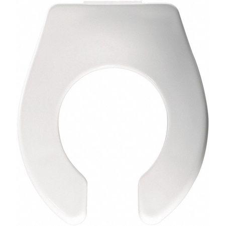Bemis Commercial Toilet Seat Child 15 14 Open Front White