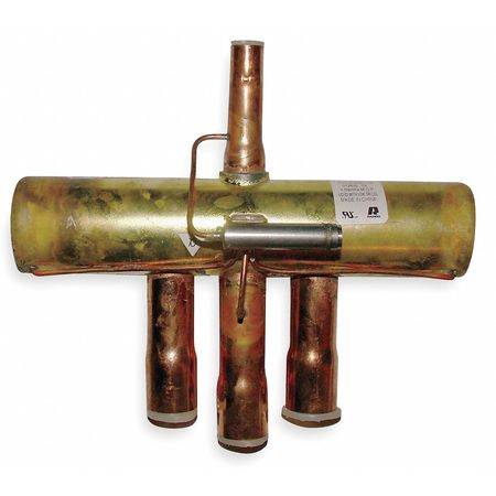 Heat Pump Reversing Valve, 1/2x7/8 In