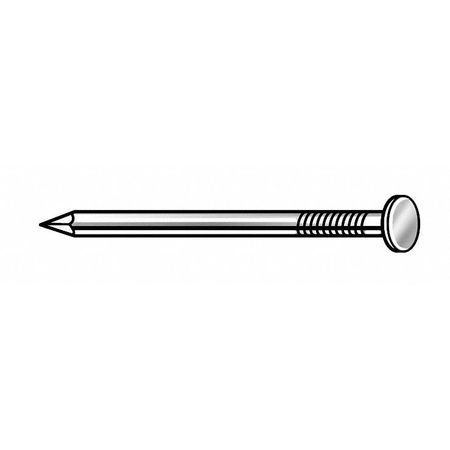 Common Nail, Galv, Flat, 6d, PK840
