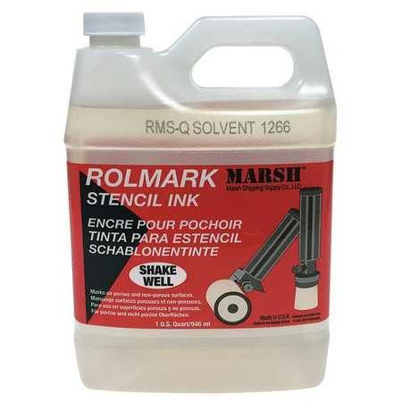 Rolmark Solvent Cleaner, 32 oz.