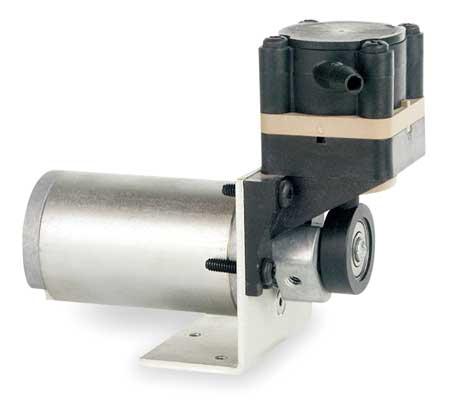 Piston Air Compressor/Vacuum Pump, 1/25HP