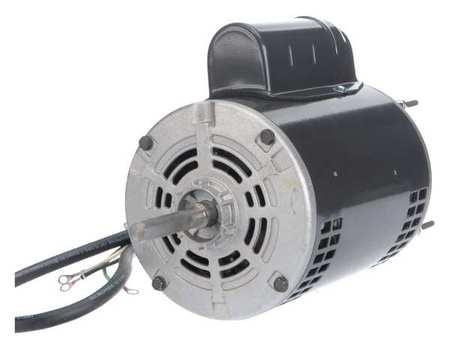 Motor, PSC, 3/4 HP, 1725, 115/230V, 48Z, OAO