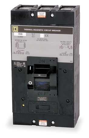 2P Standard Circuit Breaker 250A 600VAC