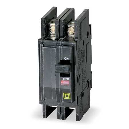 2P High Interrupt Capacity Circuit Breaker 50A 120/240VAC