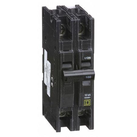2P Standard Circuit Breaker 100A 120/240VAC