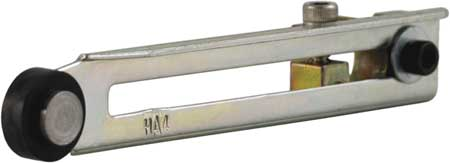 Roller Lever Arm, 0.88 to 4 In. Arm L