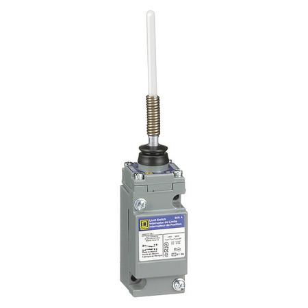 1NC/1NO Heavy Duty Limit Switch Wobble Stick IP 67