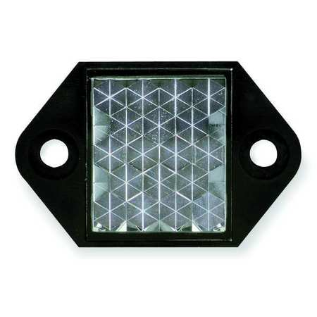 Corner Cube Reflector, 2 Inx2 In, 6000X