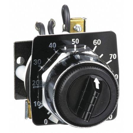 Potentiometer, 30mm, 2 W, 5000 Ohms