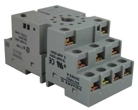 Relay Sockets and Accessories