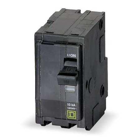 2P Standard Plug In Circuit Breaker 10A 120/240VAC