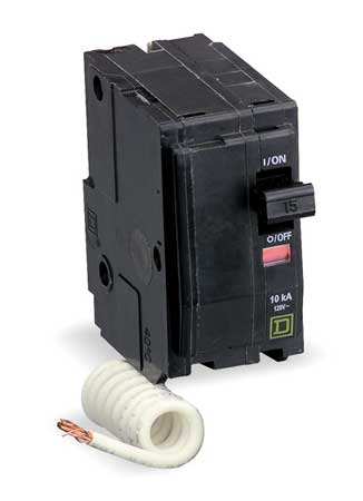 2P Switched Neutral Plug In Circuit Breaker 30A 120/240VAC