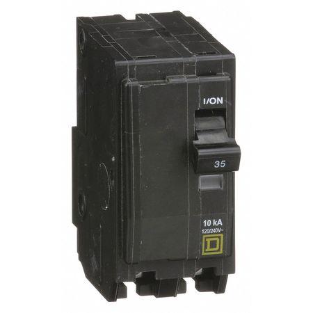 Qwik-Open 2P Standard Plug In Circuit Breaker 35A 120/240VAC