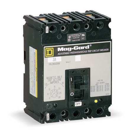 3P Motor Circuit Protector 400A 600VAC