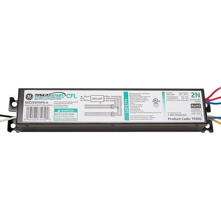 CFL Ballast, Electronic, 40W, 120/277V