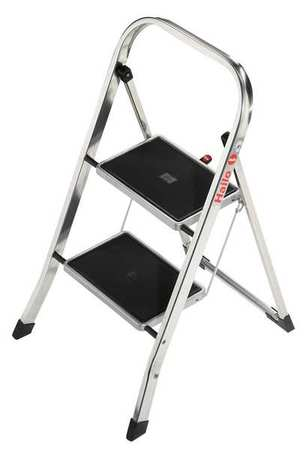 Household Step Stool, 11-7/8 In. W, 330 lb