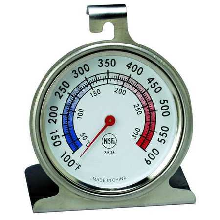 Analog Mechanical Food Service Thermometer with 100 to 600 (F)