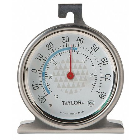 Analog Mechanical Food Service Thermometer with -20 to 80 (F)