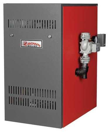 Direct Hot Water Vent Boiler,NG CROWN BOILER CO. BWF095ENST2PSU | eBay