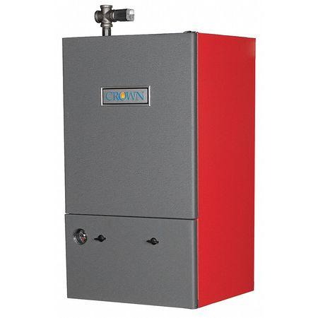 Condensing Vent Hot Water Boiler, NG