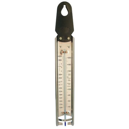Analog Liquid Filled Food Service Thermometer with 100 to 400 (F)