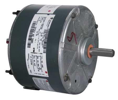 Mtr, PSC, 1/4 HP, 1100 RPM, 208-230V, 48, TENV