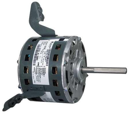 Genteq mtr psc 1 3 hp 1075 rpm 208 230v 48 oao for 1 3 hp psc motor
