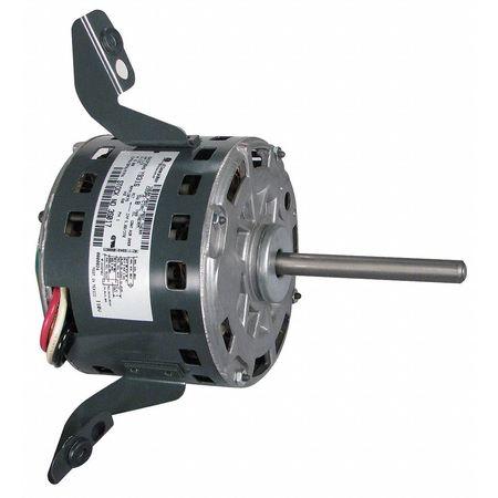 Motor, PSC, 1/3 HP, 1075 RPM, 115V, 48, OAO