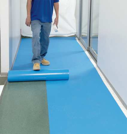 Surface Protection, Floor, 36Inx100Ft