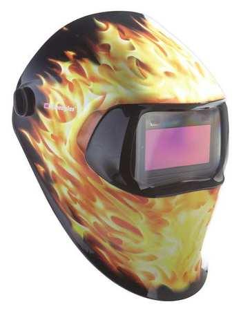 Welding Helmet, Shade 8 to 12