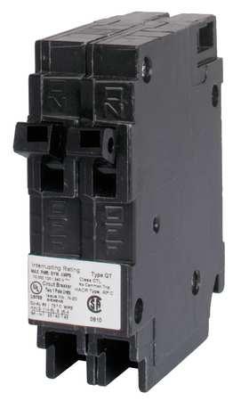 1P Duplex Plug In Circuit Breaker 15A 120VAC
