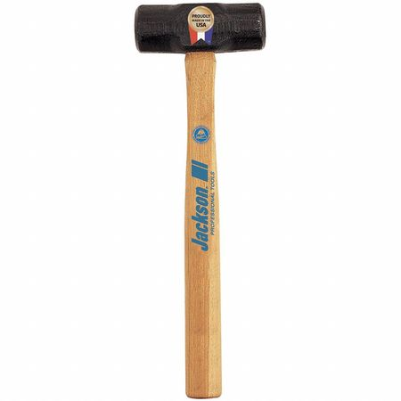 Sledge Hammer, 4 lb., 15-1/4 In, Hickory