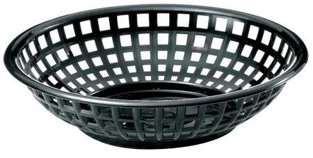 Basket,  Round,  Black, PK36