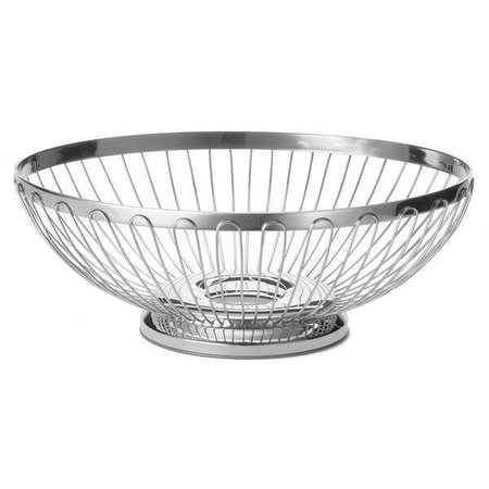 Regent Basket,  Oval,  S/S