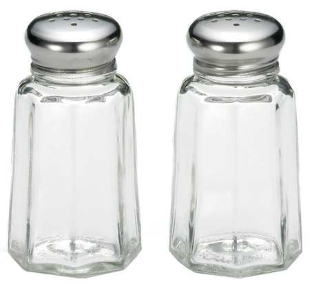 Salt and Pepper Shaker, 1 Oz, PK72