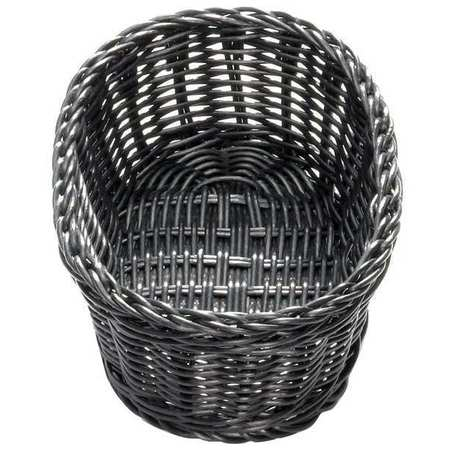 Ridal Basket,  Oval, Black, PK12