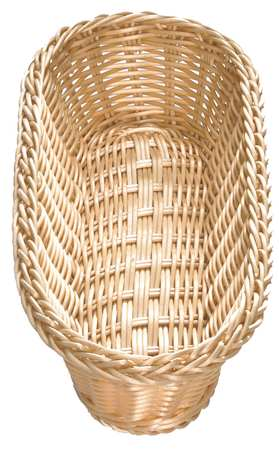 Ridal Basket,  Oblong, Natural, PK12