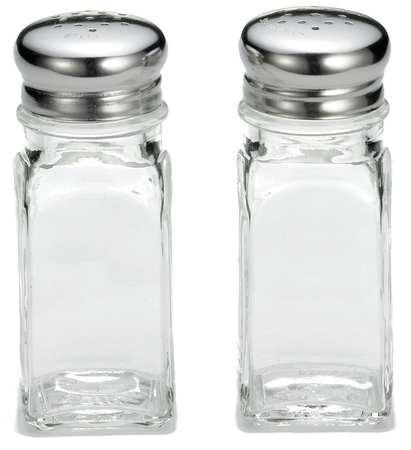 Salt and Pepper Shaker, 2 Oz, PK72