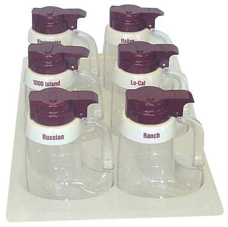 Salad Dispenser Set, PK12