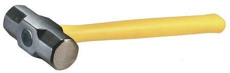 Sledge Hammer, 14 lb., 33-1/2, Fiberglass