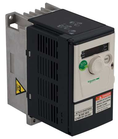 Variable Frequency Drive, 1/2HP, 400-480V