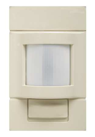 Occupancy Sensor, PIR, 1200 sq ft, White