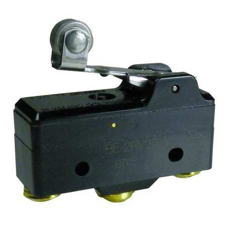 Large Basic Snap Action Switch Roller Lever SPDT 20A 125VAC