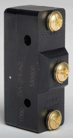 Lg Snap Switch, 20A, SPDT, Pin Plunger