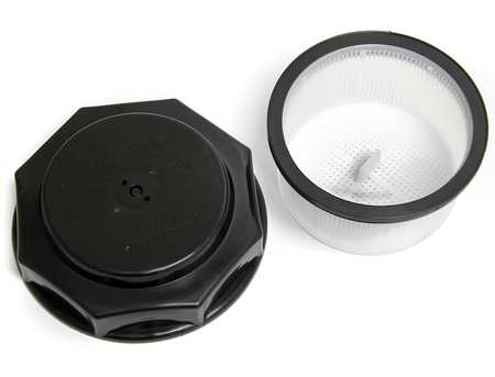 Filter Basket and Cap Assembly