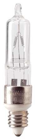 EIKO 100W,  T4 Halogen Reflector Light Bulb