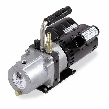 Vacuum Pump, 3/4 HP, 11.3 cfm, 115/230V